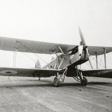 Blackburn Ripon Mk.1 N203
