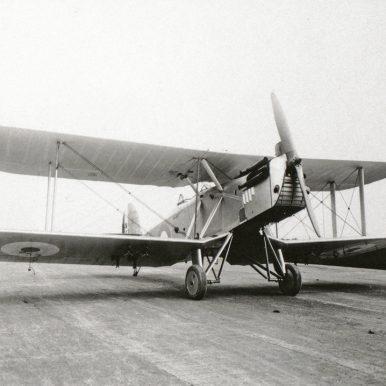 Blackburn Ripon Mk.1 N203