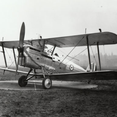 Vickers Type 141 modified as a naval fighter