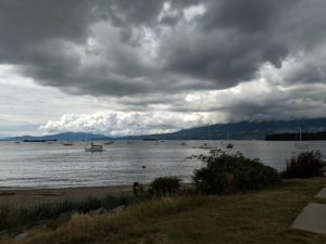Burrard Inlet, Vancouver, British Columbia