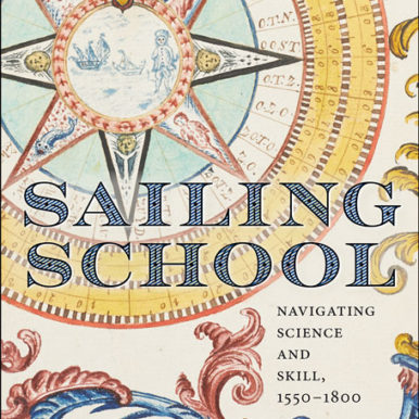 Cover of Schotte book Sailing School