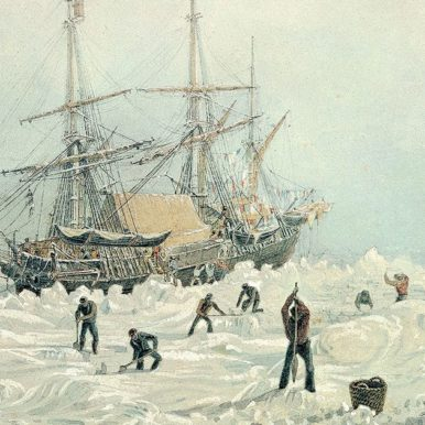 Shipwreck of HMS Terror