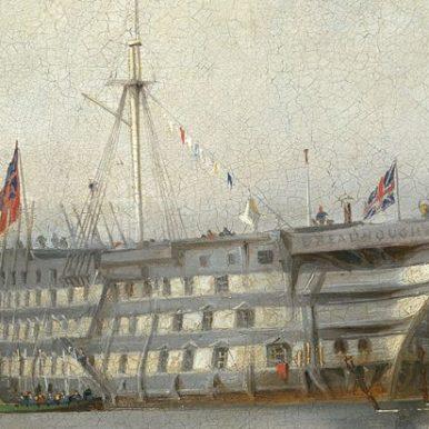 HMS Dreadnought, nineteenth-century hospital ship