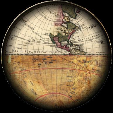 Early modern globe